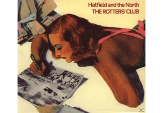The North - The Rotter's Club (Expanded+Remastered) - (CD)