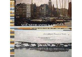 Netherlands Chamber Choir - VOX NEERLANDICA II - (CD)