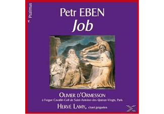 Olivier Dormesson, Hervé Lamy - Job [CD]