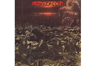 Armageddon - Armageddon (Remastered) - (CD)