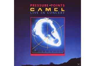 Camel - Pressure Points-Live In Concert - (CD)