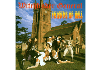 Witchfinder General - Friends Of Hell - (Vinyl)