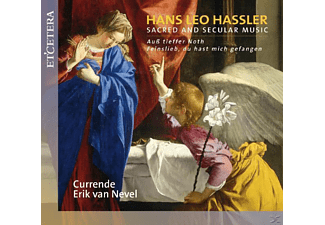 Erik Van Nevel Currende - Sacred And Secular Music - (CD)
