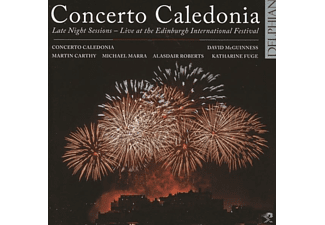 Concerto Caledonia/McGuinness - Concerto Caledonia-Late Night - (CD)