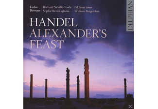 Ludus Baroque/Neville-Towle/+ - Alexander's Feast HWV 75 - (CD)