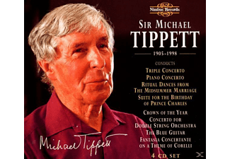 VARIOUS, Tippett, Boughton, BBC Philh. - ORCHESTRAL WORKS+CONCERTOS - (CD)