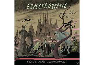 Espectrostatic - Escape From Witchtropolis - (CD)