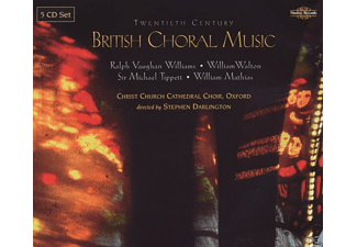 Stephen/christ Church Cathedral Choir Darlington - British Choral Music - (CD)
