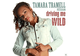 Tramell Tamara Peterson - Driving Me Wild-4-Track Ep - (CD)