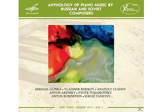 VARIOUS - Anthology of Piano Music Vol.8 - (CD)
