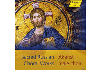 Andrei V. Malutin - Sacred Russian Choral Works - (CD)