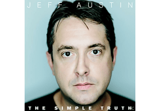 Jeff Austin - The Simple Truth - (LP + Bonus-CD)
