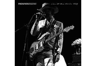 Phosphorescent - Live At The Music Hall - (LP + Download)