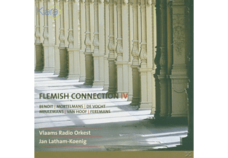 Vlaams Radio Or - Flemish Connection IV - (CD)