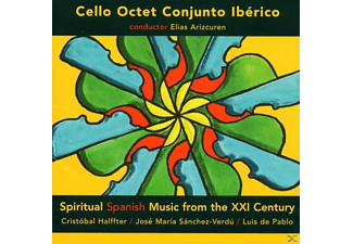 Cello Octet Conjuncto Iberico, Cello Octet Conjunto Ibérico - Spiritual Spanish Music - (CD)