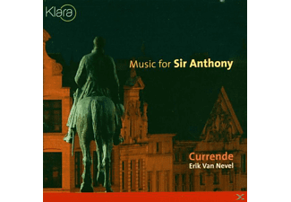 Eric Van Nevel - Musik Für Sir Anthony - (CD)