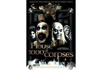 House Of The 1000 Corpses | DVD