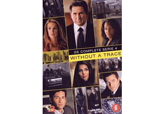 Without A Trace - Seizoen 4 | DVD