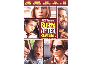 Burn After Reading | DVD