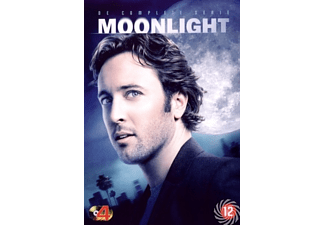 Moonlight - Seizoen 1 (4DVD)