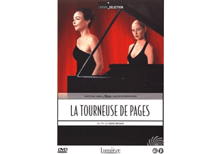 La Tourneuse De Pages | DVD