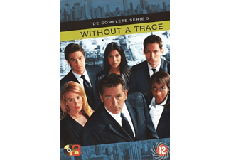 Without A Trace - Seizoen 5 | DVD