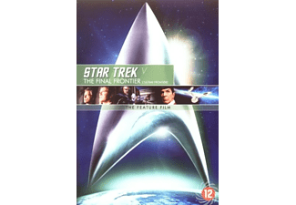 Star Trek 5 - Final Frontier | DVD