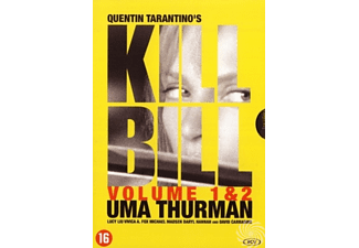 Kill Bill Vol. 1 & 2 | DVD