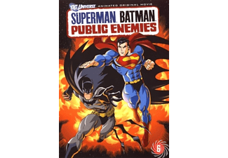 Superman/Batman - Public Enemies | DVD