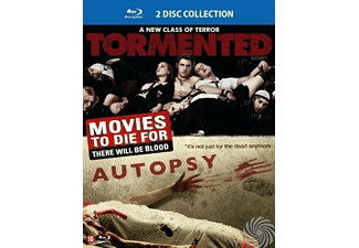 Tormented/Autopsy | Blu-ray