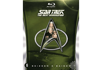 Star Trek Next Generation - Seizoen 3 | Blu-ray