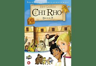 Chi Rho - Het Geheim 7 | DVD