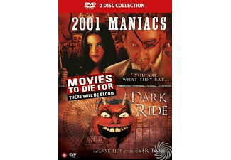 2001 Maniacs/Dark Ride | DVD