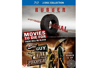 Rubber/Some Guy Who Kills People | Blu-ray