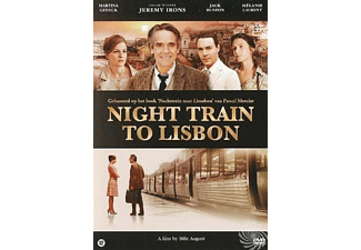 Night Train To Lisbon | DVD