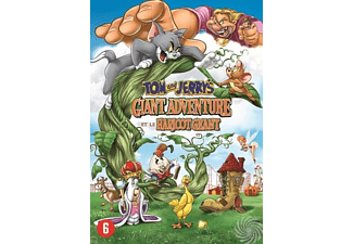 Tom & Jerry - A Giant Adventure | DVD