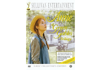 Anne Of Green Gables Trilogy | DVD