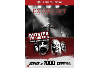 Exorcist Beginning/House Of 1000 Corpses | DVD