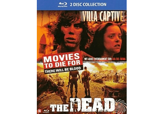 Villa Captive/The Dead | Blu-ray