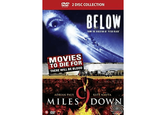 Below/9 Miles Down | DVD