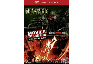 Man Thing/Minotaur | DVD