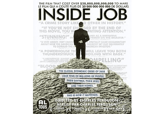 Inside Job | Blu-ray