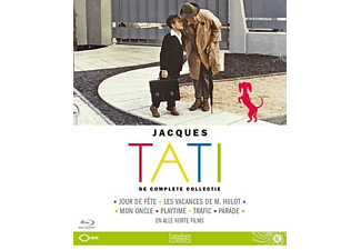 Jacques Tati | Blu-ray