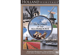Holland Hertitage - Holland Op Zijn Allermooist | DVD
