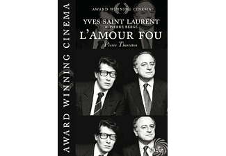 Yves Saint Laurent - L'amour Fou | DVD
