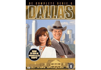 Dallas - Seizoen 3 | DVD
