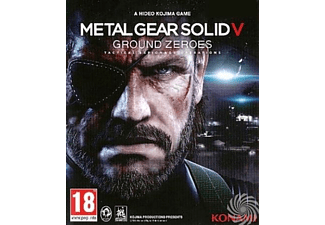 Metal Gear Solid V: Ground Zeroes | Xbox One