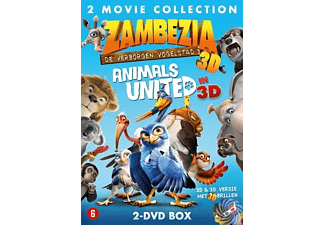 Zambezia/Animals United | DVD