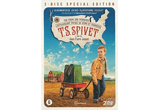 Young And Prodigious T.S. Spivet | DVD