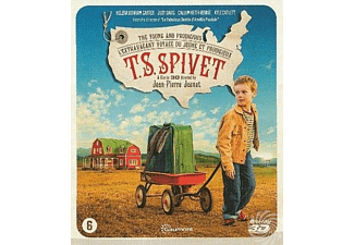 Young And Prodigious T.S. Spivet | Blu-ray